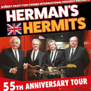 Herman\'S Hermits Tour 2020 Herman's Hermits 55th Anniversary Tour Tickets 2020 | Herman's