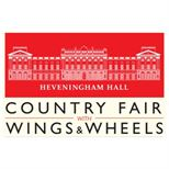 Heveningham Hall Country Fair With Wings & Wheels
