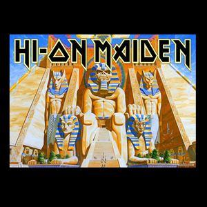 Hi On Maiden - Eddie Returns..