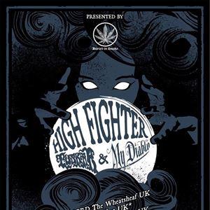 High Fighter, Tuskar & My Diablo - Milton Keynes