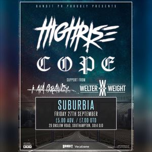 High rise / Cope / Plus Support