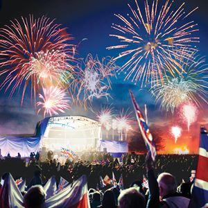 Highclere Castle Battle Proms Concert