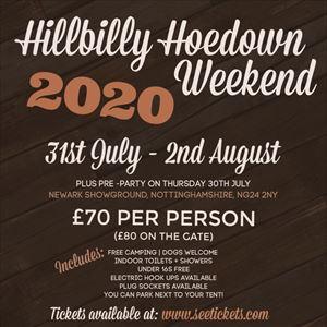 HILLBILLY HOEDOWN 2020
