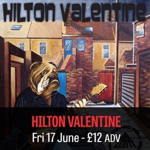 Hilton Valentine