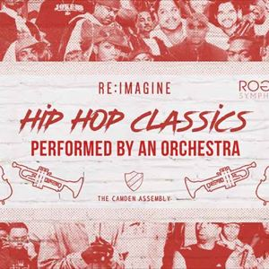 Hip Hop Classics Performed Live By An Orchestra