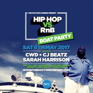Hip-Hop vs RnB - Boat Party