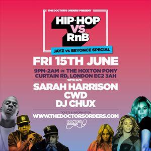 Hip-Hop vs RnB - Jay Z vs Beyonce Special