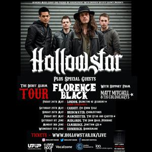 The Rock Fairy Presents: Hollowstar