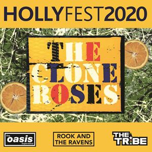 HollyFest 2020 presents The Clone Roses