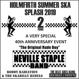 Holmfirth Ska Splash
