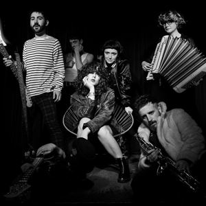 Holy Moly & The Crackers: Album Launch Party