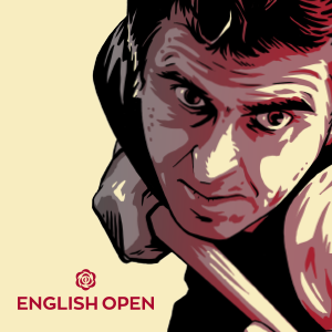 Home Nations Series - English Open Snooker