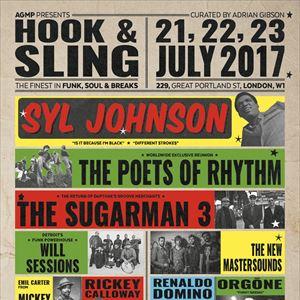 HOOK & SLING FESTIVAL - DAY ONE