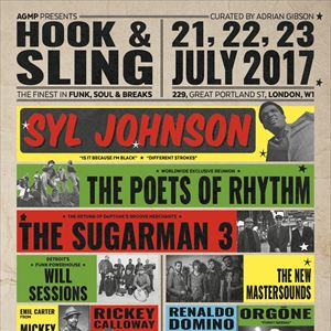 HOOK & SLING FESTIVAL - DAY TWO