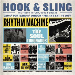 """HOOK & SLING """"London's Funk Weekender'"""