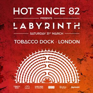 Hot Since 82 Presents Labrinth