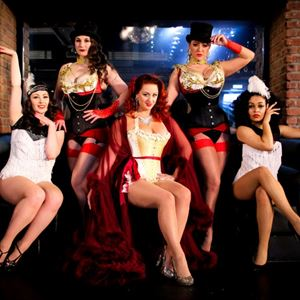 House Of Burlesque: Speakeasy tickets in