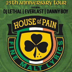House Of Pain - 25th Anniversary