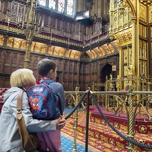 Houses of Parliament - Family Guided Tour