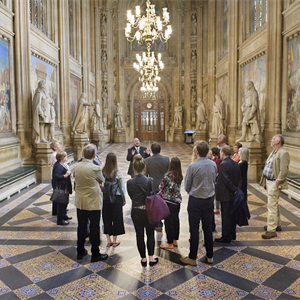 Houses Of Parliament - Italian Guided Tour