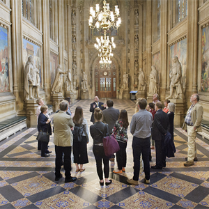 Houses Of Parliament - Spanish Guided Tour