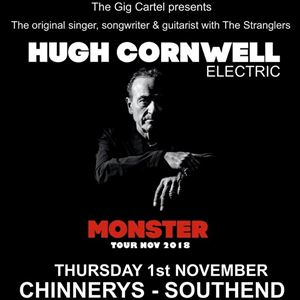 Hugh Cornwall