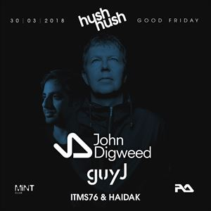 Hush Hush Presents John Digweed II