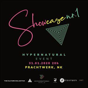 Hypernatural Showcase Nº1