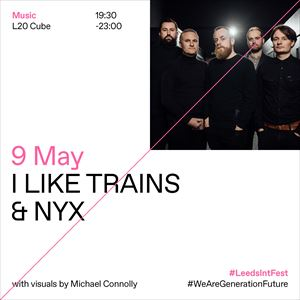 I Like Trains x NYX