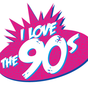 i love the 90s logo meet