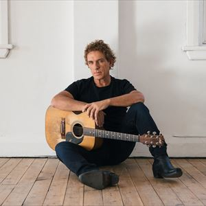 Ian Moss of COLD CHISEL Solo, Intimate & Acoustic