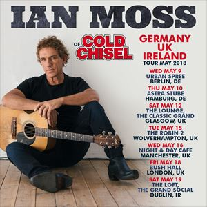 Ian Moss (COLD CHISEL) Solo, Intimate & Acoustic