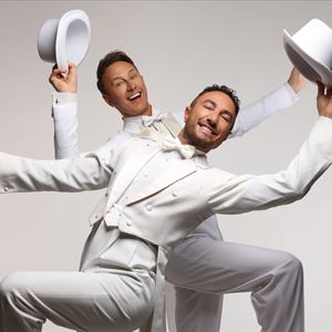 Ian Waite & Vincent Simone Act Two tickets in