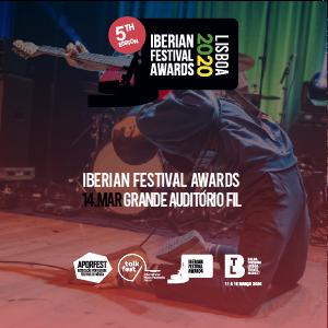 Iberian Festival Awards Application