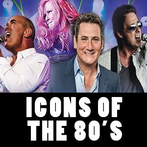 Icons Of The 80'S