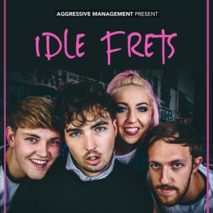 IDLE FRETS LIVE AT RECORD JUNKEE SHEFFIELD