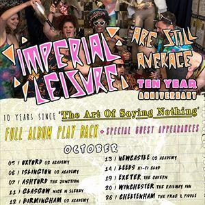 Imperial Leisure Are Still Average