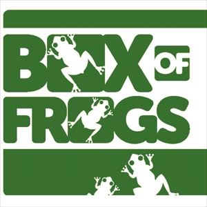 Improv Comedy With Box of Frogs (16+)