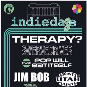 Indie Daze Featuring Therapy?