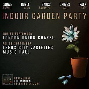 Indoor Garden Party