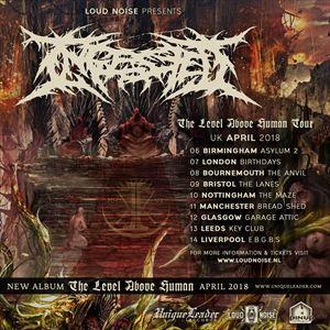 Ingested (Album Release Tour) Birmingham