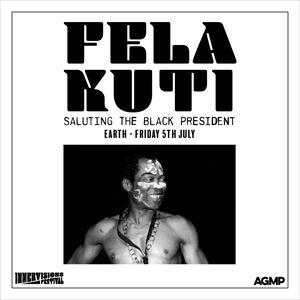 Fela Kuti: Saluting The Black President