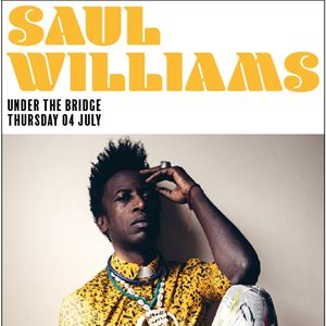 Innervisions Festival - SAUL WILLIAMS