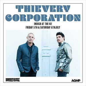 Innervisions Festival - Thievery Corporation