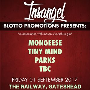 Insangel & Blotto Promotions Presents...