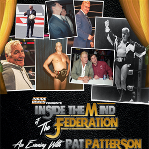 Inside The Ropes: Pat Patterson