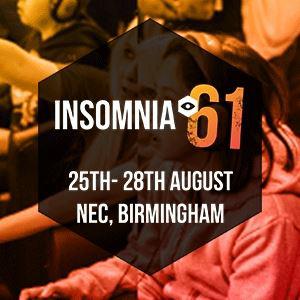 Insomnia61 - The UK's Biggest Gaming Festival