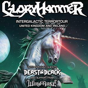 INTERGALACTIC TERRORTOUR feat. Gloryhammer