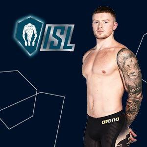 International Swimming League - London Match