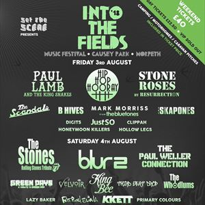 Into The Fields Music Festival Nr Morpeth